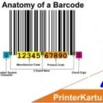 Arti Font Barcode
