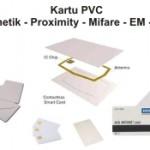 Jenis Kartu PVC