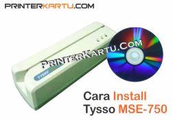 Cara Instalasi Tysso MSE750