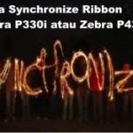 Synchronize Zebra P330i dan Zebra P430i