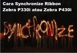 Syncronize Zebra P330i / P430i