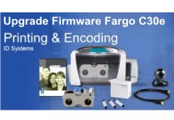 Upgrade Firmware Fargo C30e