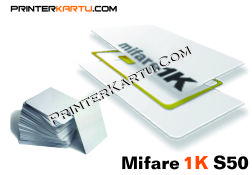 Kartu Mifare 1K S50