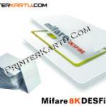 Card Mifare 8K DESFire EV1