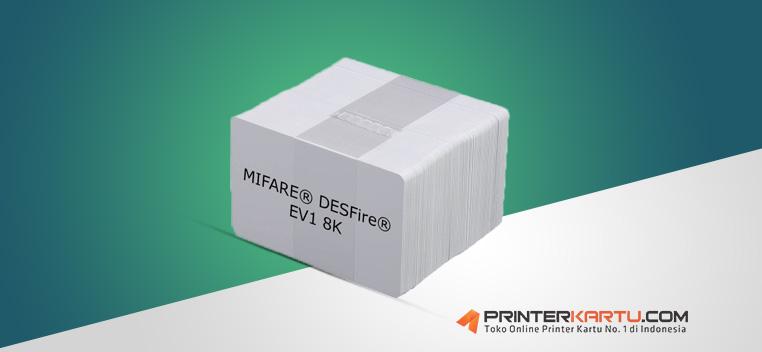 Kartu Mifare 8K DESFire EV1