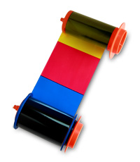 Ribbon Color YMCKO