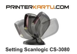 Setting Scanlogic CS3080