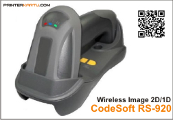 Scanlogic RS920 Wireless 2D