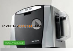 Upgrade Firmware Fargo DTC1000