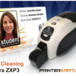 Cleaning Zebra ZXP3