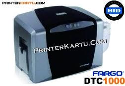 Fargo DTC1000 Monochrome