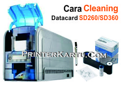 Cleaning Datacard SD260