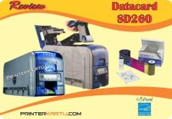 Review Datacard SD260