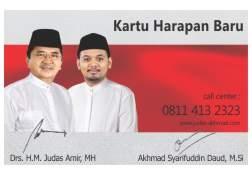 Kartu Anggota Pilkada