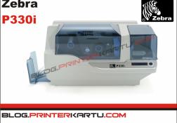 Hasil Print Zebra P330i Kabur