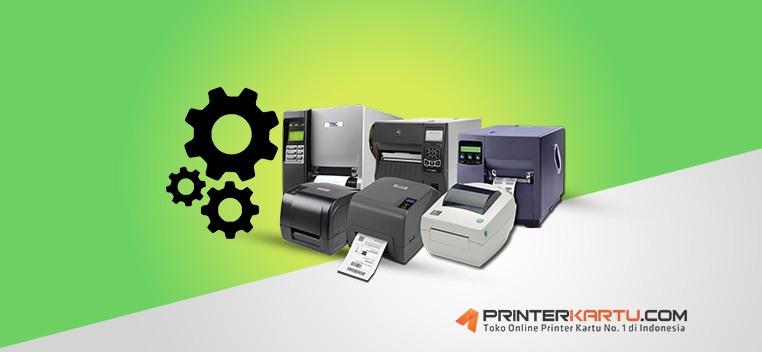 Service Printer Barcode | Servis Center Printer Barcode