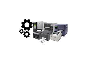 Service Printer Barcode | Servis Center Printer Barcode