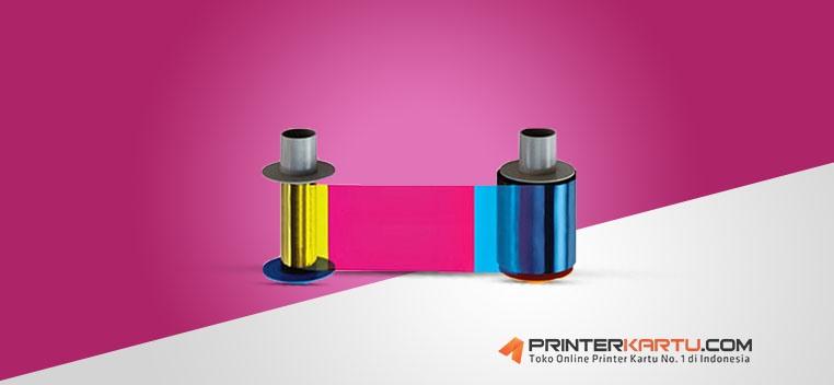 [PN: 84051] Ribbon Fargo HDP5000 Full Color YMCK