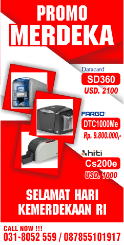 Printer Kartu_Printer ID Card_Cetak ID Card