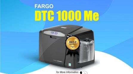 Fargo DTC1000Me Monochrome