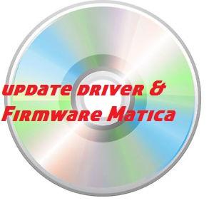 Upgrade Firmware & Driver terbaru Printer Matica Espresso II HX