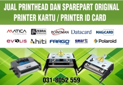 Spare Part Printer Kartu