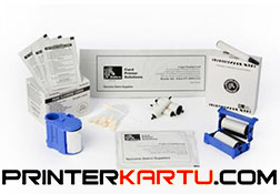 Paket Cleaning Kit Zebra P330i 1