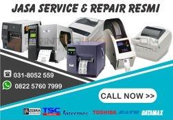 Service Printer Barcode   Servis Center Printer Barcode
