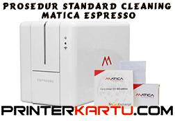 Prosedur Standard Cleaning Matica Espresso