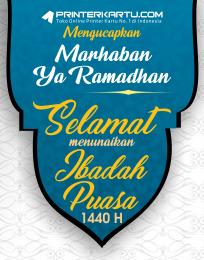 Ramadhan Printer Kartu