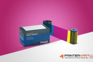 [PN: 552954-601] Ribbon Datacard SP35 Plus Black HQ Ribbon