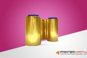 [PN: 552954-508] Ribbon Datacard SP55 Plus Gold Ribbon