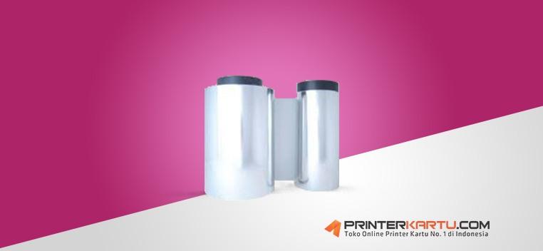 [PN: 552954-507] Ribbon Datacard SP35 Plus Silver Ribbon