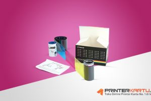 [PN: PLR3-0100] Ribbon Polaroid P4000e YMCKT Full Color Ribbon