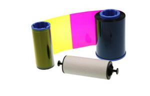 Ribbon Color YMCKO Zebra P330i
